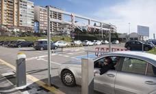 «¿Tenemos que entender que el parking del Palacio solo se cierra para eventos del Ayuntamiento?»