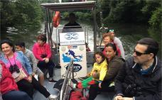 Marina de Cudeyo emprende este mes su tercera aventura ecoturista por Cubas y la bahía