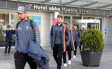 Pelayo Novo, jugador del Albacete, herido grave tras precipitarse desde un tercer piso