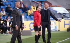 Zidane: «Ganamos, pero tenemos que pensar que el martes es otra cosa»