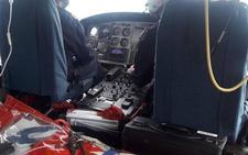 Evacuado en helicóptero un menor que se fracturó una pierna esquiando en Alto Campoo
