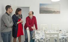 La Obra San Martín cuenta con un nuevo piso para que vivan personas con discapacidad