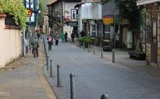 La oposición hace frente común contra la instalación de los bolardos en Liérganes