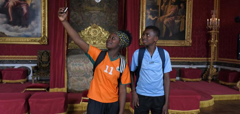 'El buen maestro', vuelve el cine de institutos
