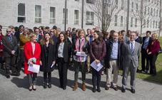 Los jueces y fiscales de Cantabria se manifiestan por primera vez para pedir medidas que refuercen su independencia