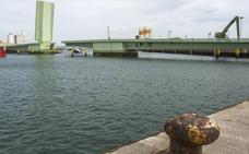 Pintar y reparar el puente de Raos multiplicó el gasto de mantenimiento del Puerto en 2017