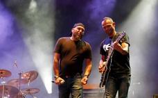 El grupo de rock 4 de Copas tocará en la Semana Grande por elección popular