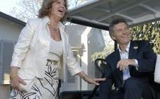 Las raices cántabras de la madre del presidente de Argentina