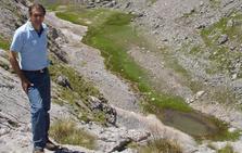 Freno al proyecto de recuperar el lago Ándara