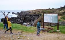 Noja renovará los paneles informativos de 'La ruta de la costa'
