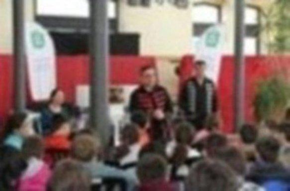 Conciertos didácticos para acercar el género lírico a los escolares de Castro