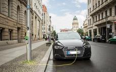 Farolas como puntos de recarga para coches eléctricos