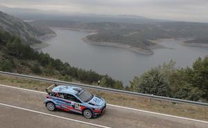Surhayen Pernía busca repetir victoria en el Rally de Sierra Morena