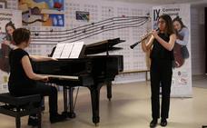 El Conservatorio de Torrelavega elige a los mejores jóvenes intérpretes de la región