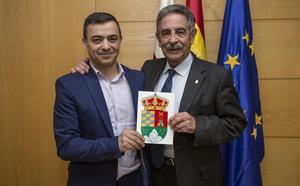 El lábaro se expande a la provincia de Burgos