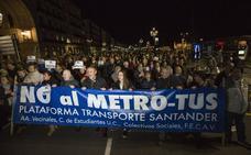 La plataforma contra el MetroTUS solicita entrevistarse con Revilla