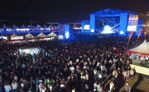Los conciertos de la Semana Grande cambian de dirección