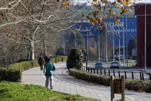 Torrelavega accede a que los trenes de mercancías circulen paralelos al río durante el soterramiento