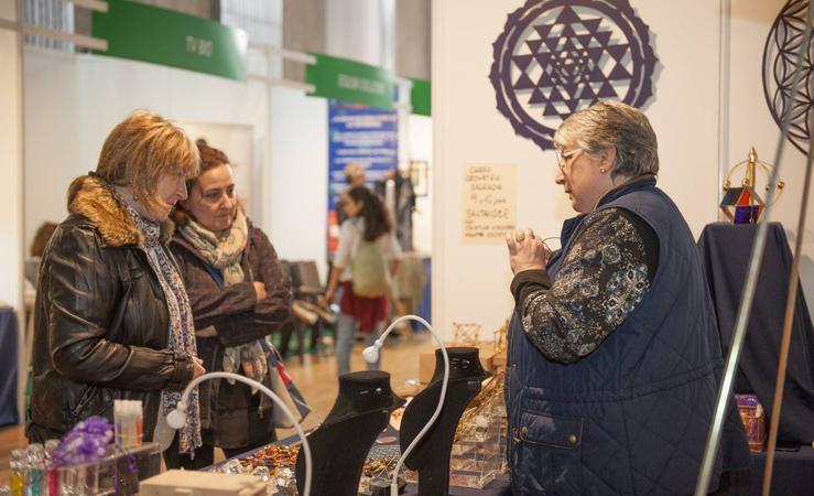 Feria BioCantabria, en el Palacio de Exposiciones de Santander