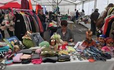 Renedo de Piélagos acoge este fin de semana su séptimo mercado de segunda mano