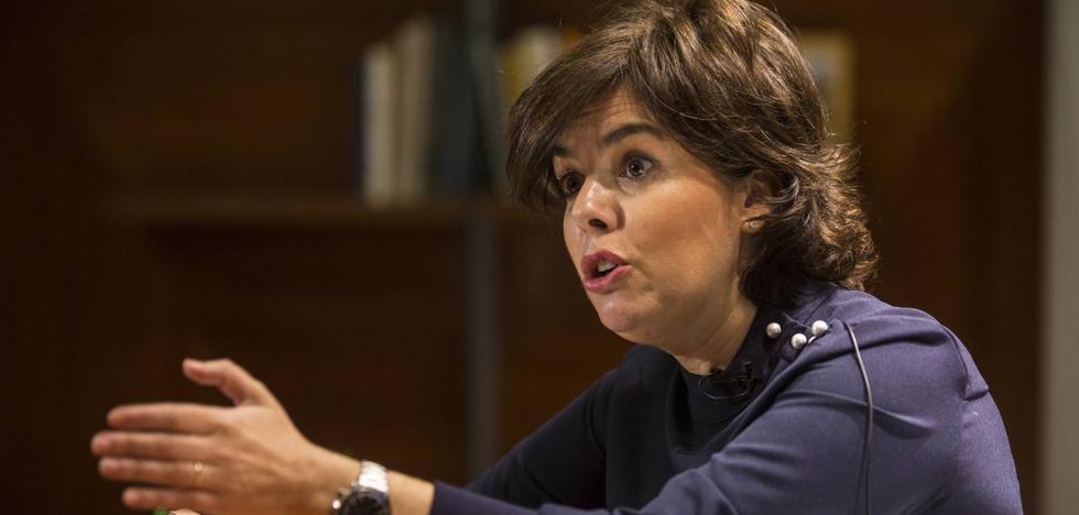 «Nuestra democracia es muy fuerte, por eso va a ganar en Cataluña»
