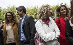 Díaz Tezanos dice a Pedro Sánchez que ella «nunca» ha intentado «dirigir a los militantes del PSOE»