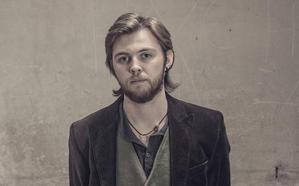 El cantautor irlandés Matthew McDaid protagoniza este lunes el ciclo 'Cajas de Música'