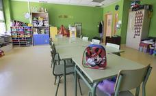 Educación ofrece 17.000 plazas de Infantil y Primaria en el proceso de escolarización