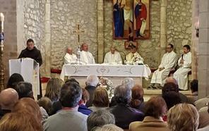 Santo Toribio abre la tradicional Vez