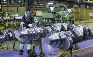La planta de Sidenor en Reinosa mejora sus cifras pero sigue en pérdidas