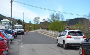 Obras Públicas prevé ampliar hasta los 12 metros el puente de Marrón