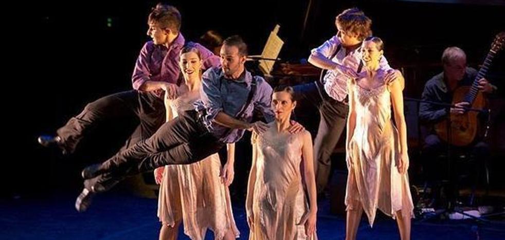 Torrelavega cierra el Año Santo con un espectáculo de danza