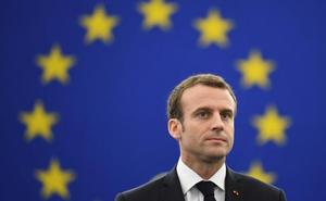 Macron vuelve a defender a España: «Hay que respetar las constituciones en Europa»