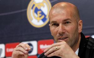 Zidane: «Lo que me interesa es que hay más madridistas en el mundo»