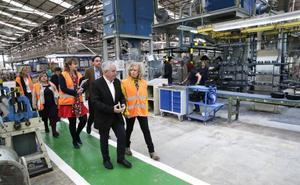 Vitrinor amplía sus instalaciones fabriles en Guriezo para producir un 25% más