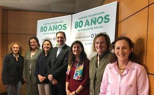 Los colegios Mercedes y Castroverde, y el IES Marqués de Santillana ganan el concurso escolar de la ONCE