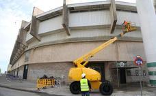 Santander invertirá 1,7 millones en renovar las aceras que bordean el estadio de El Sardinero