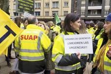 Trabajadores de las urgencias denuncian que Sanidad dejará «amplias» zonas sin cobertura durante sus paros