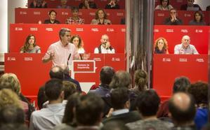Los 'tezanistas' fuerzan incluir en el Comité Regional el debate sobre las primarias abiertas