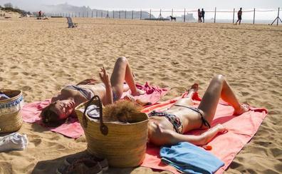 Cantabria alcanza las temperaturas más altas de España