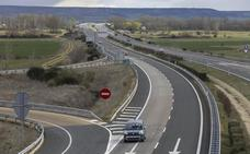 Fomento reasfaltará el tramo palentino de la A-67 para acabar con los baches
