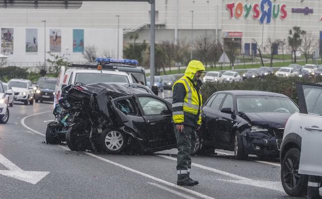 Los accidentes camino del trabajo se cobran en Cantabria 20 vidas en 10 años