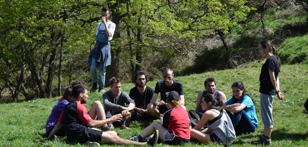 La Universidad de Salamanca busca la sociedad perfecta en el pueblo de Sangas