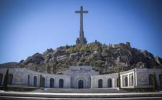 Comienzan los trabajos preliminares de exhumación en el Valle de los Caídos