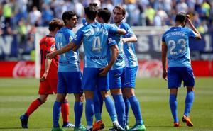 El Málaga regala una victoria a su afición