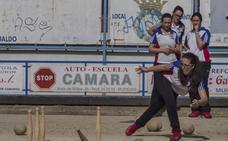 Bolística y Carmencita marcan el ritmo