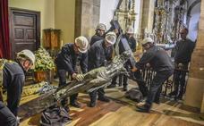 El Cristo de Los Corrales representará a Cantabria en Las Edades del Hombre