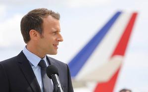 Macron y su ejercicio de diplomacia
