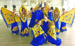 Jóvenes bailarinas de Astillero actuarán este mayo en Disneyland París