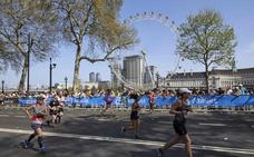 Finalista de 'MasterChef' muere tras correr el Maratón de Londres